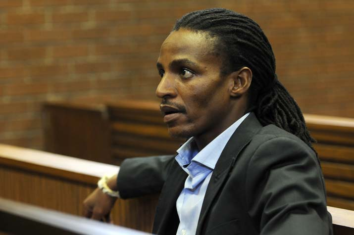 FILE PICTURE: Kwaito star Brickz appeared at the Roodepoort Magistrate in connection with a rape of a 16 year old girl. Picture: Nigel Sibanda