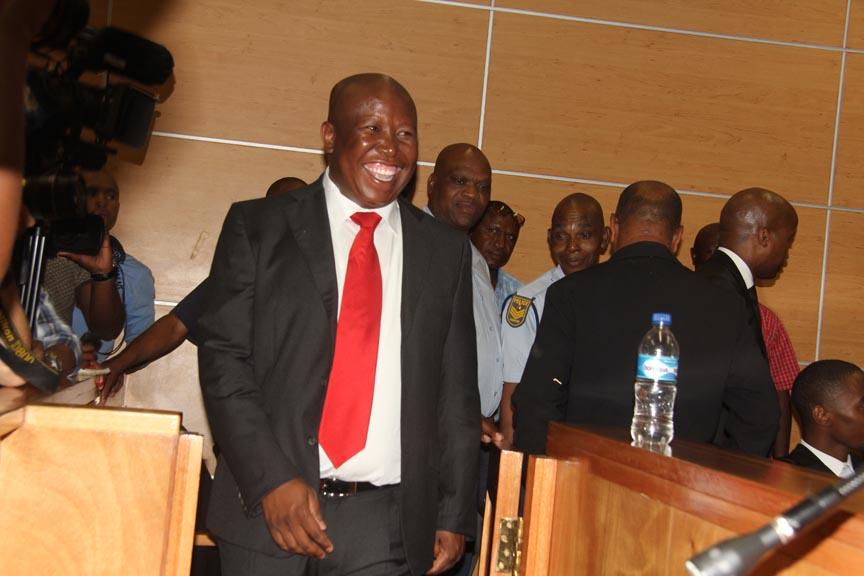 FILE PICTURE: Julius Malema. Picture: Nyambeni Mandiwana