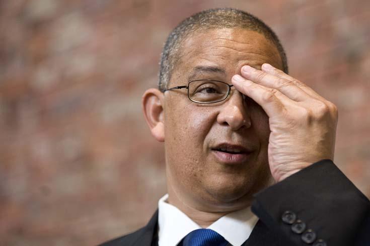 Nhleko serves McBride papers of suspension