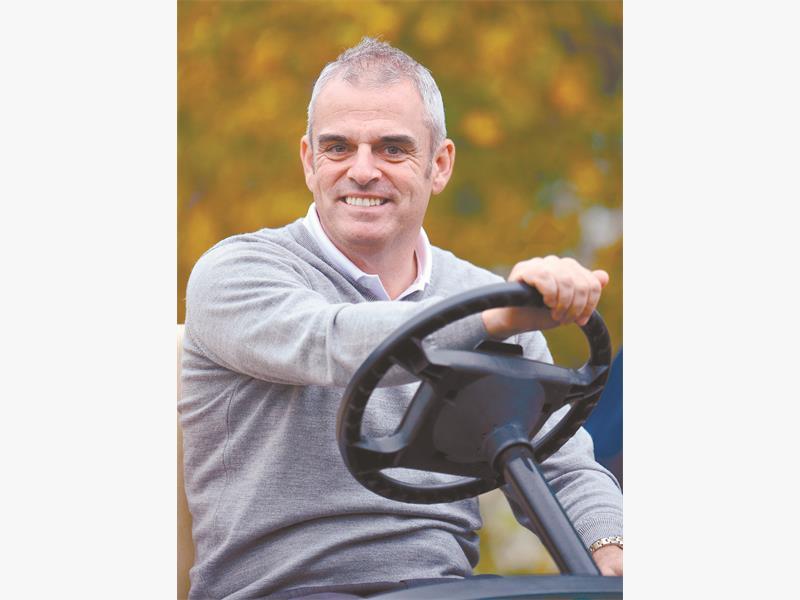 McGinley raves about Glendower Golf Club