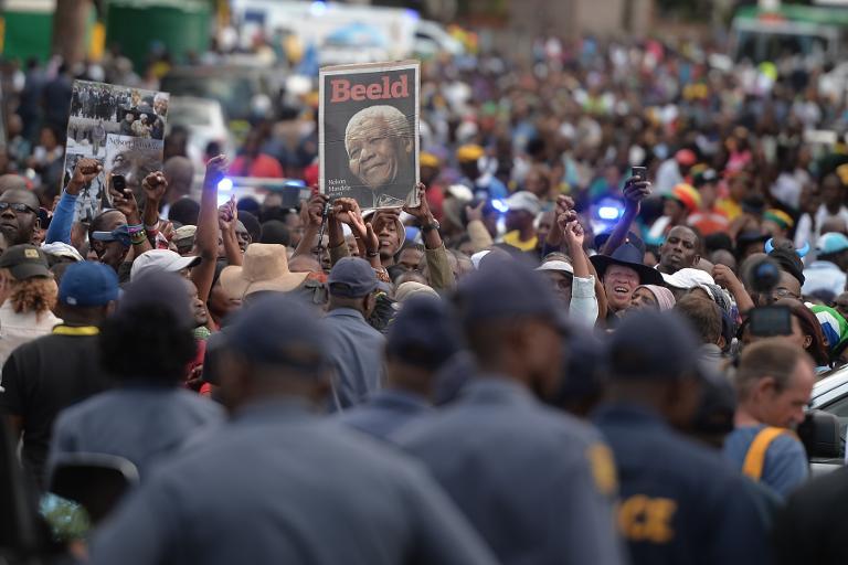Mandela park-and-ride close for Thursday