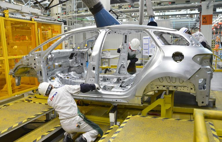 SA manufacturing production up 1.5% in August