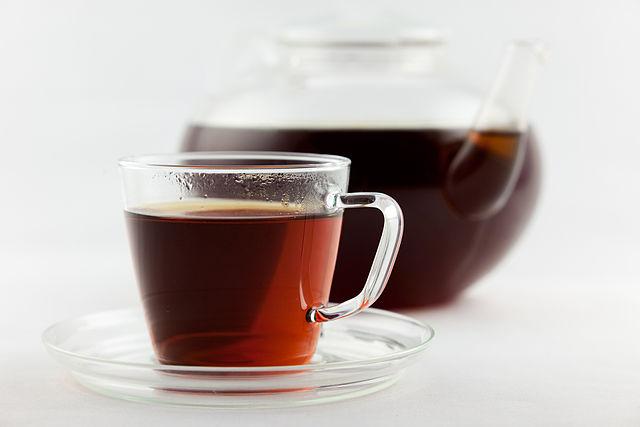 Rooibos tea. Image courtesy Wikimedia commons (soultea.de/André Helbig)