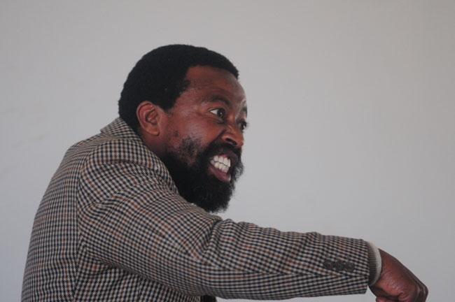 FILE PIC: Abathembu King Buyelekhaya Zwelinbanzi Dalindyebo. Picture: Refilwe Modise