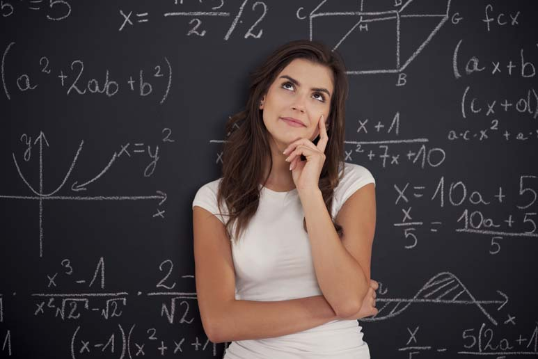 The Lo Down: The mathematics of beauty