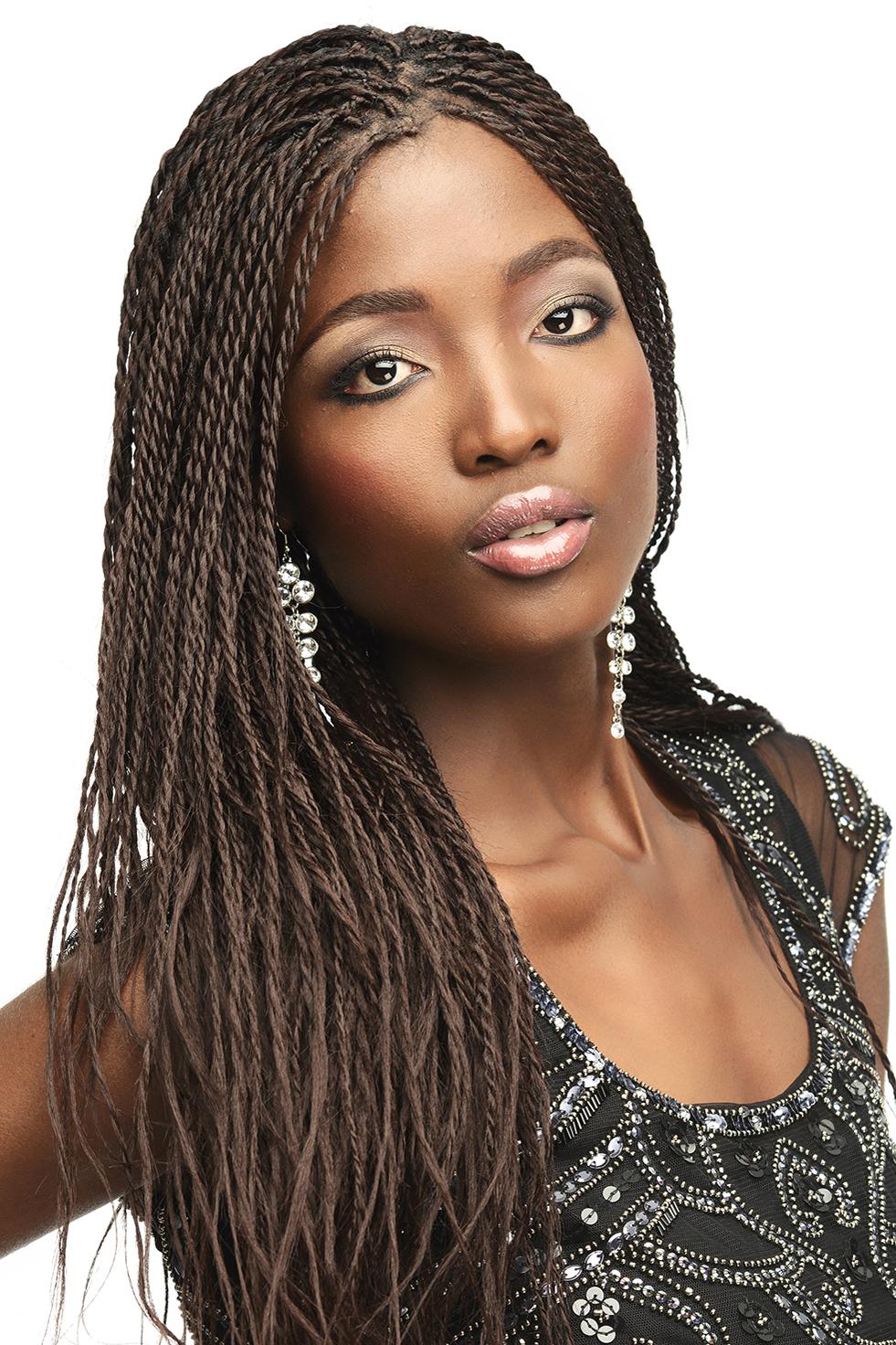 Beautiful thoughts from Miss SA semi-finalist
