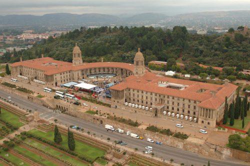 FILE PICTURE: The Union Buildings in Pretoria. Picture: Supplied.