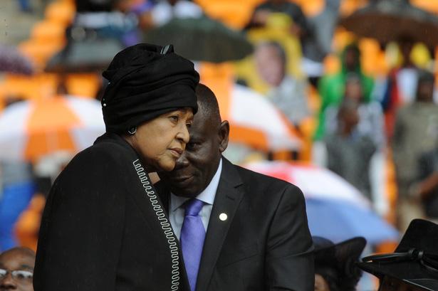 Madikizela-Mandela recovering in hospital after operation