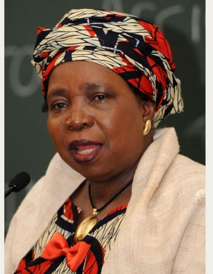 Nkosazana Dlamini Zuma. Picture: Nigel Sibanda