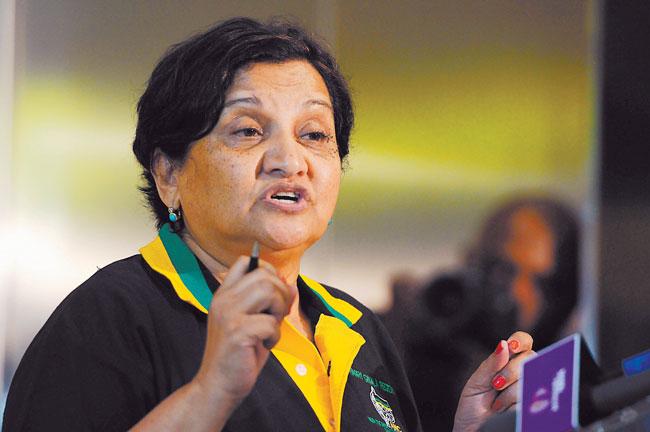 WATCH: Jessie Duarte confirms Zuma wanted Molefe to become finance minister