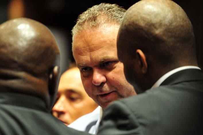 Three Krejcir-linked suspects in court