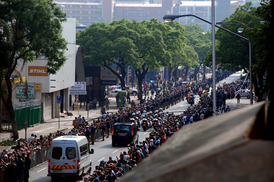 NUM urges companies to close for funeral