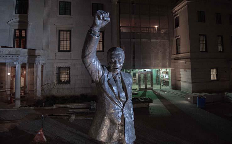 Zuma to unveil Mandela statue