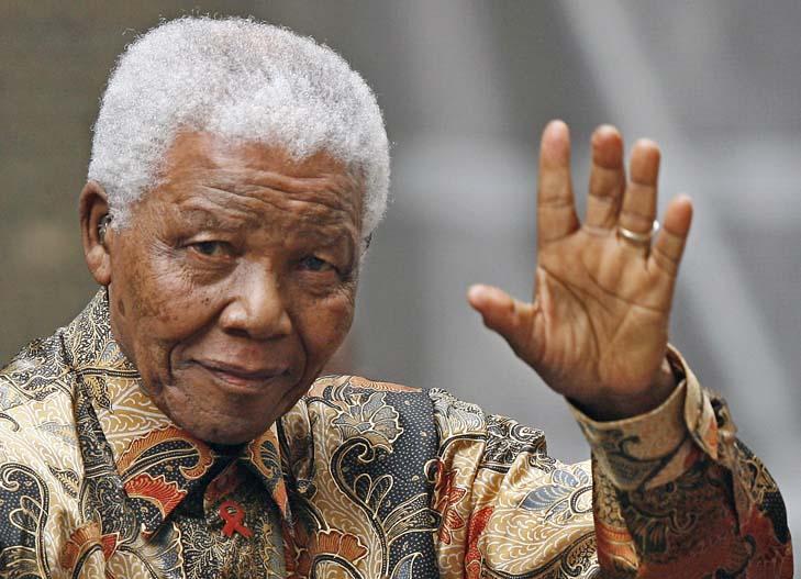 A radical return for Mandela