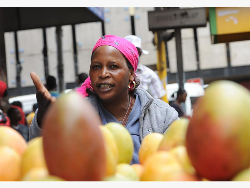 Pretoria female vendors allege police harassment