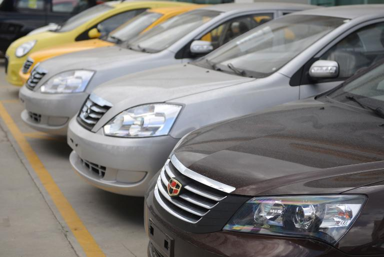 Vehicle sales decline in May