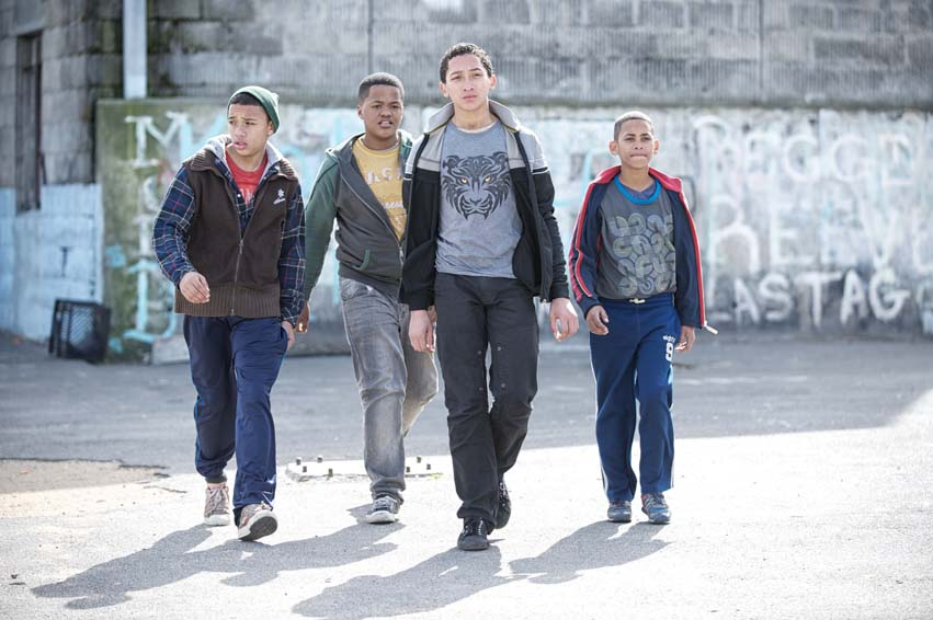 The gang culture is perpetuated by the constant recruiting of young boys to lead the next generation of criminals.