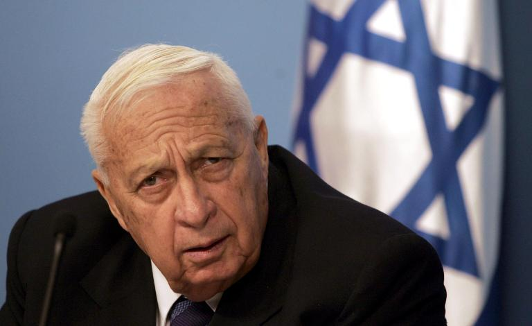 SA Zionists send condolences to Sharon family