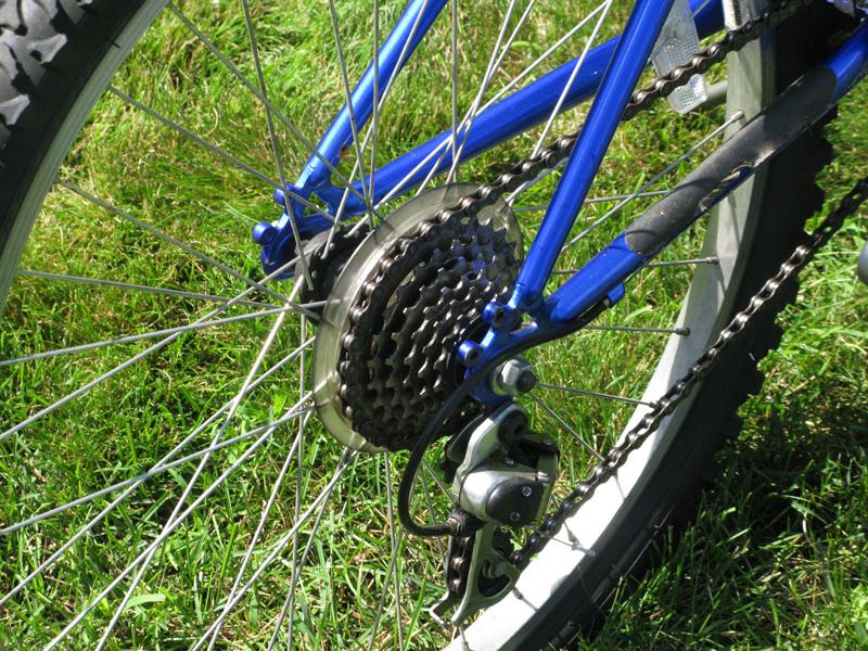 Bicycle stock image courtesy Stock.xchnge