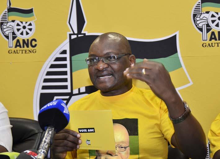 Makhura still thinks ANC has upper hand