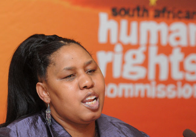 FILE PICTURE: Deputy Minister for Women, Children and People with Disabilities Hendrietta Bogopane-Zulu. Refilwe Modise