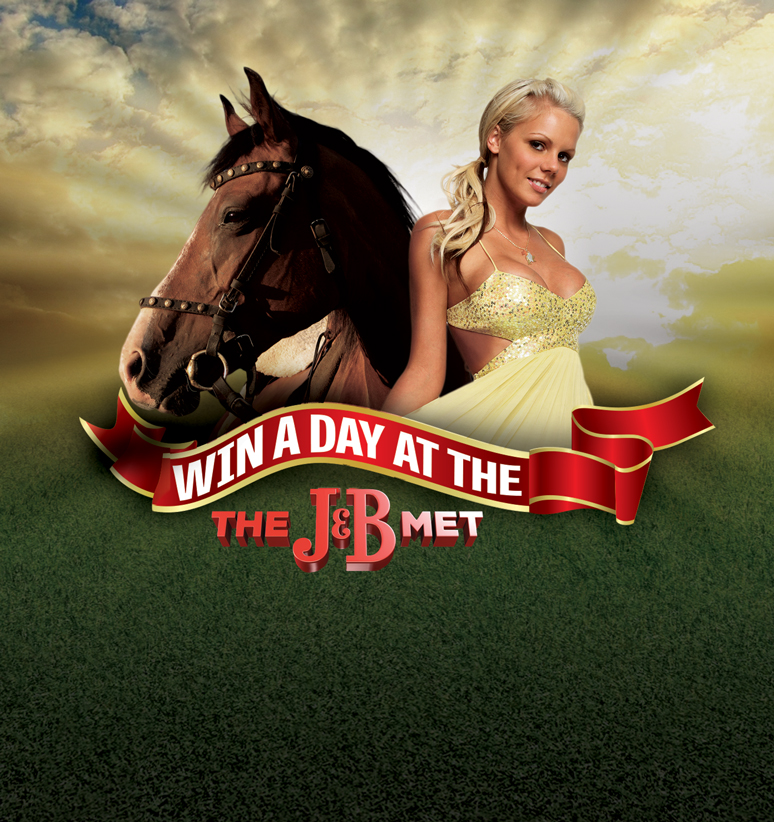 WIN A Day At The Races – The 37th J&B Met