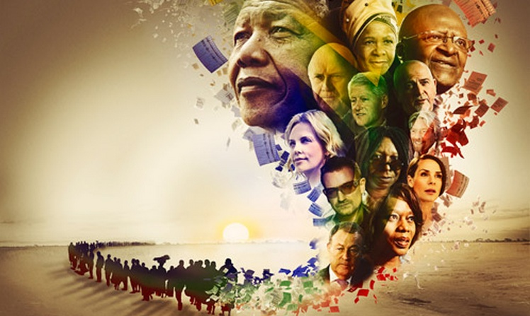 Miracle Rising: South Africa aired on the History Channel.