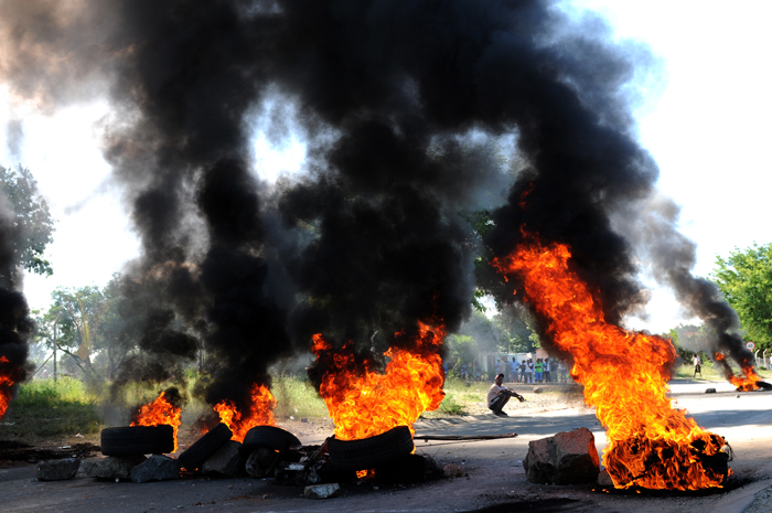 Daveyton protest on hold