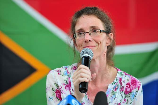 Kidnapped SA man is alive