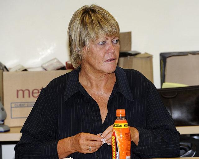 FILE PICTURE: Former NPA prosecutor Glynnis Breytenbach. Picture: Christine Vermooten