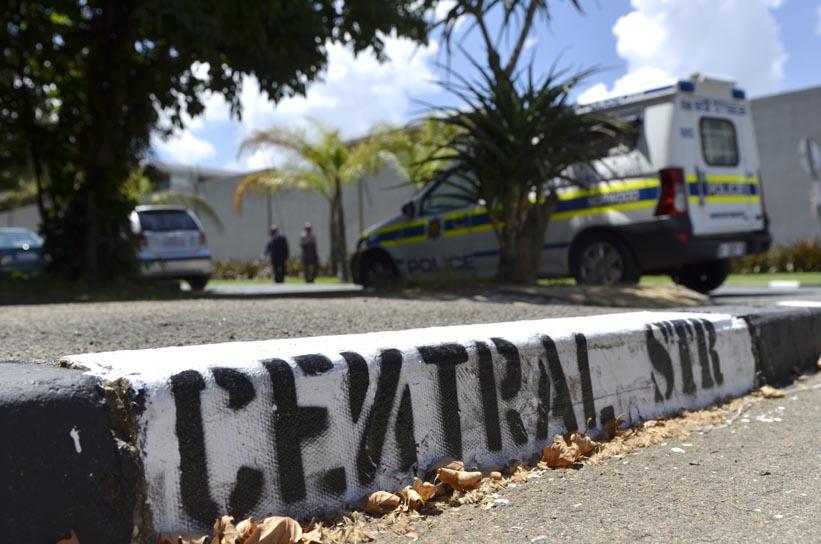 Man shot dead in Houghton