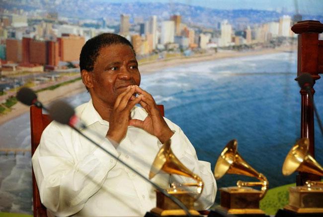 Black Mambazo founder Joseph Shabalala 'battling with his health'