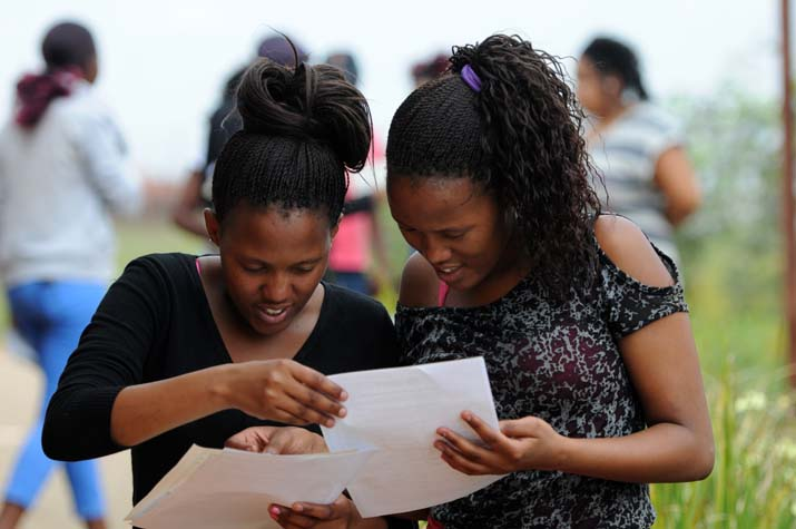Free State sorry for matric results spelling error