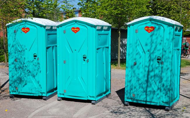 Flush toilets for Limpopo school