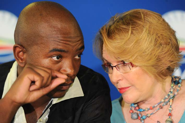 Maimane moves to block Zille from contesting provincial party leadership – report