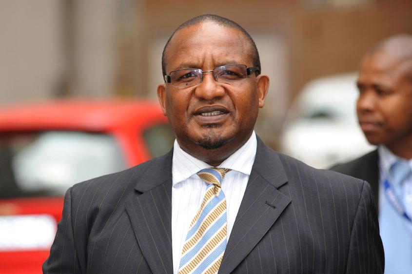 FILE PICTURE: Vusi Pikoli. Picture by Michel Bega