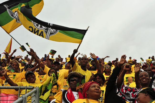 """ANC worried about loss of youth support to """"EFF"""""""