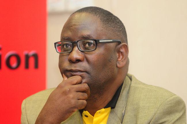 FILE PICTURE: Zwelinzima Vavi. Picture: Refilwe Modise