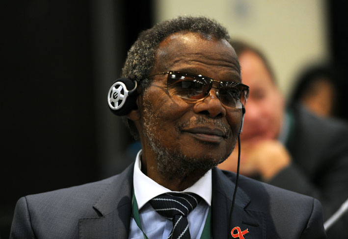 FILE PICTURE: IFP leader Mangosuthu Buthelezi. Picture: Werner Beukes/SAPA