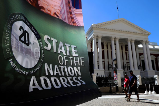 LIVE COVERAGE: State of the Nation Address
