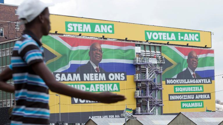 ANC branches react to by-election results