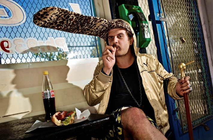 Jack Parow will appear as part of the line-up at the Johannesburg concert.