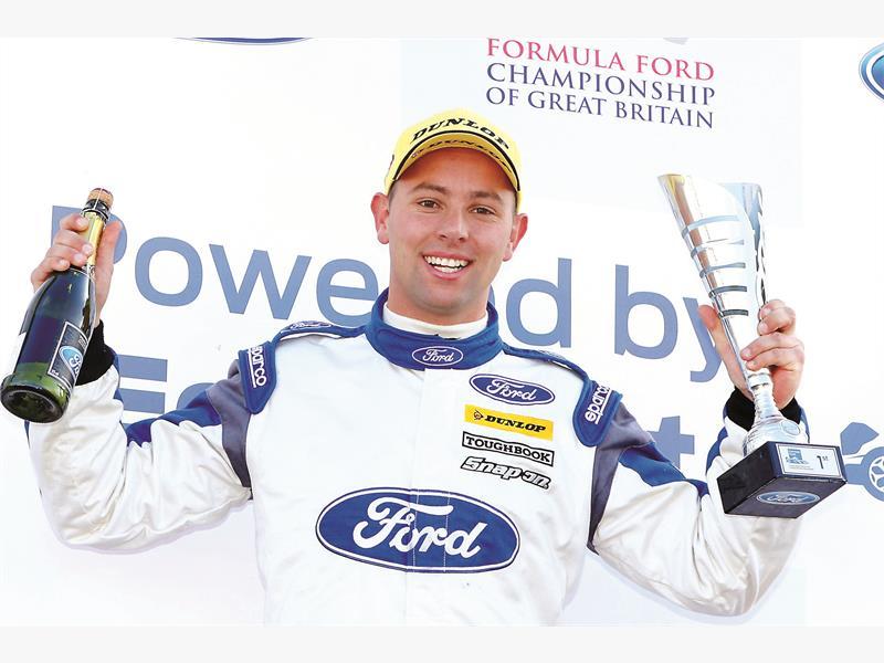 Jayde to lead JTR Formula Ford team