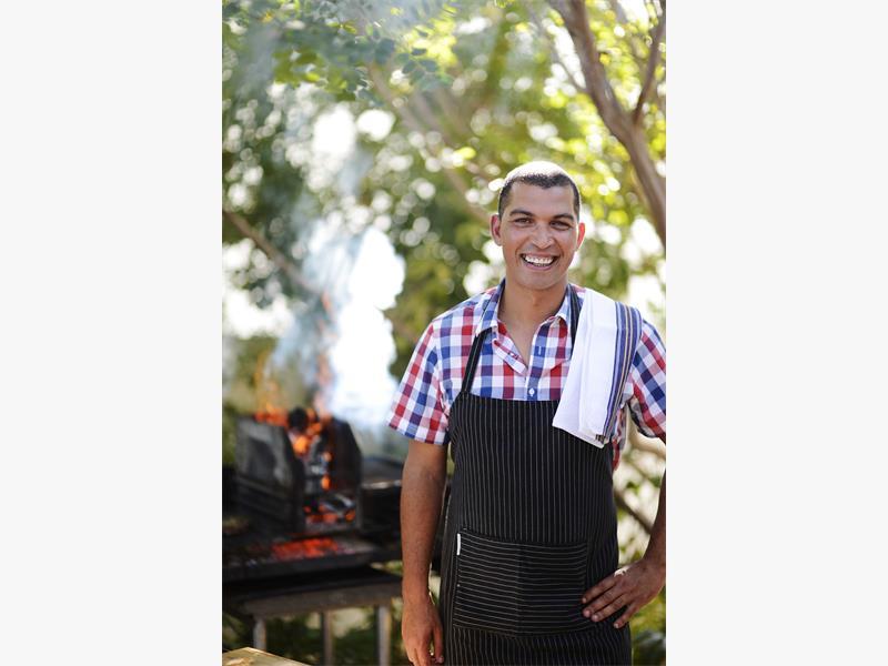 Chef Riffel unveils 'gone in 60 minutes' menu