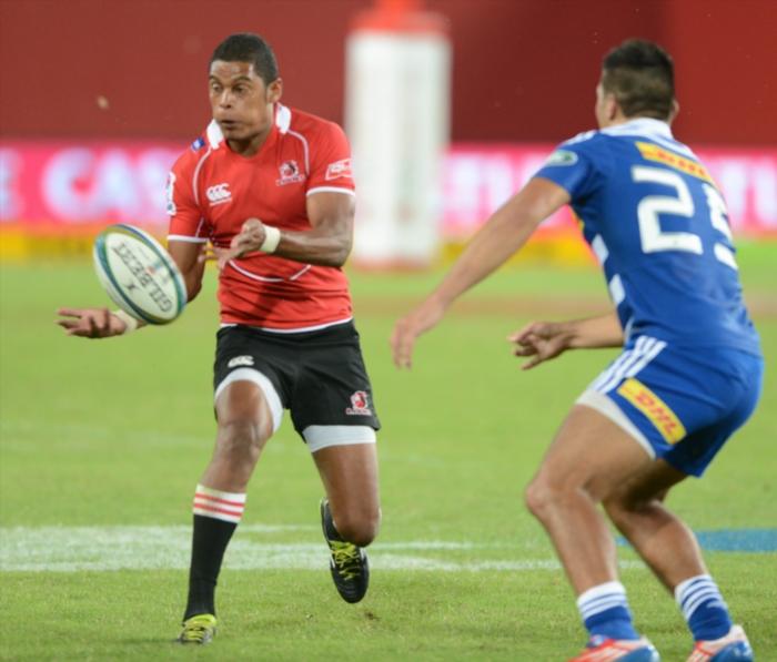 Cook sets big goals for Lions