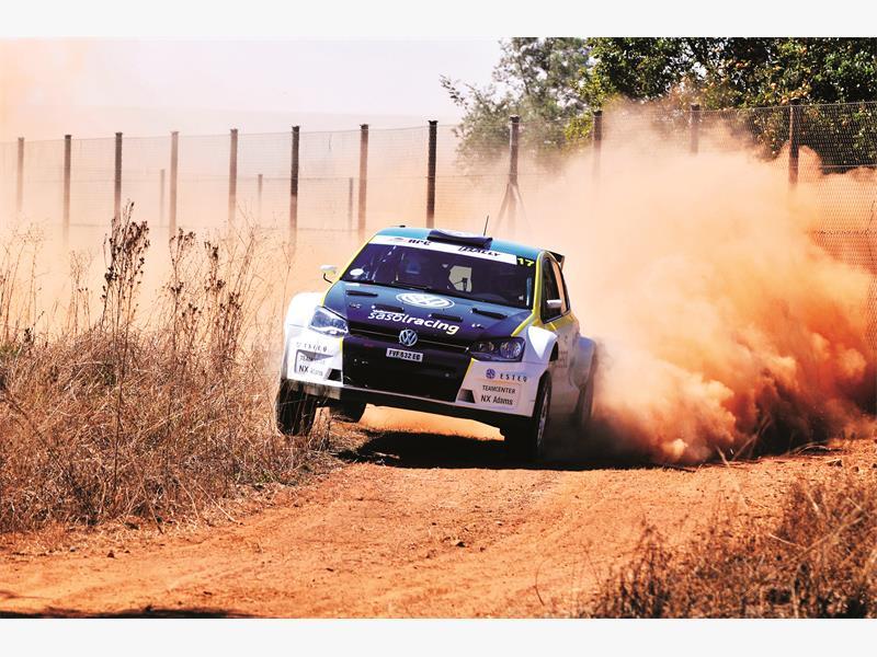 VW announces strong works team for SA rallies