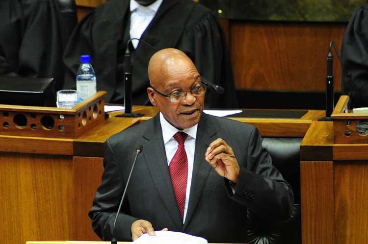 President Jacob Zuma. File Picture: GCIS.