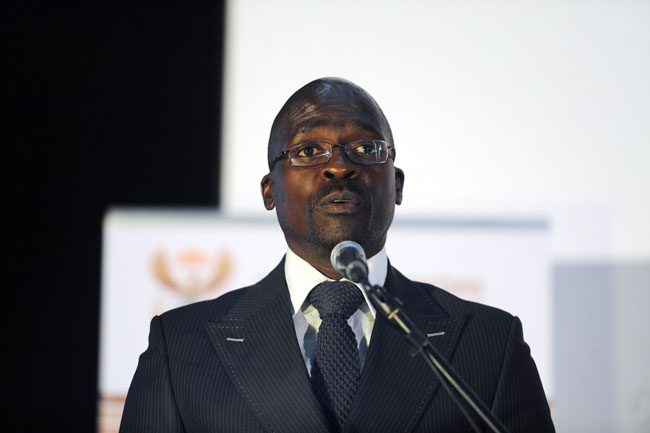 FILE PICTURE: Minister of Finance Malusi Gigaba. Picture: Ayi Leshabane