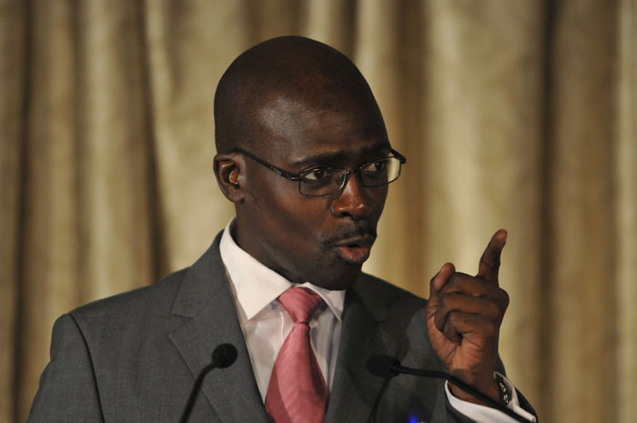 FILE PICTURE: Finance Minister Malusi Gigaba. Picture: Refilwe Modise.