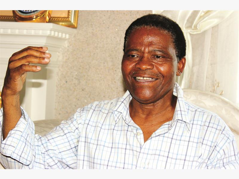 Joseph Shabalala. Picture: Zama Nteyi